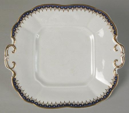 Cake plate