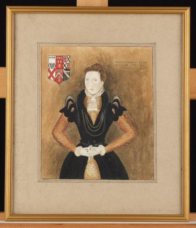 Ann Danby, Lady Calverley (b.1534)