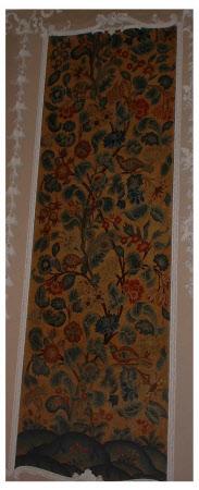 Woolwork panel