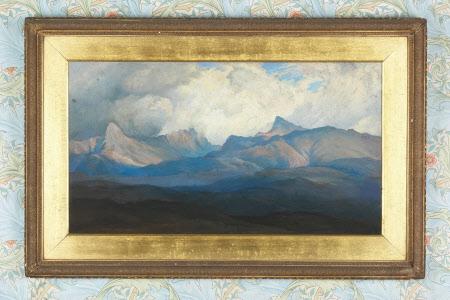 The Carrara Mountains