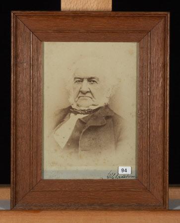 The Rt Hon. William Ewart Gladstone MP (1809-1898)