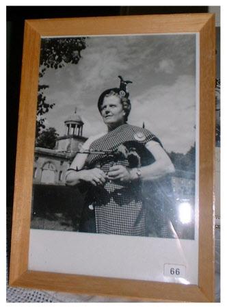 Florence Patricia Trevelyan (1915-2013)