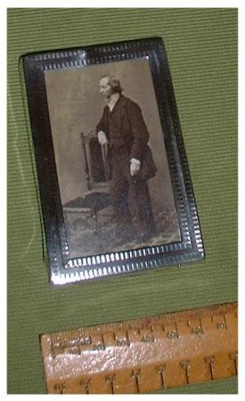 Sir Walter Calverley Trevelyan, 6th Bt (1797-1879)