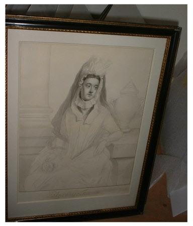Lady Mary Howard, Lady Fenwick (d.1708)