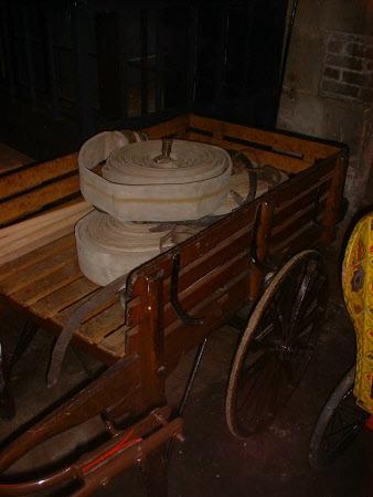 Fire handcart