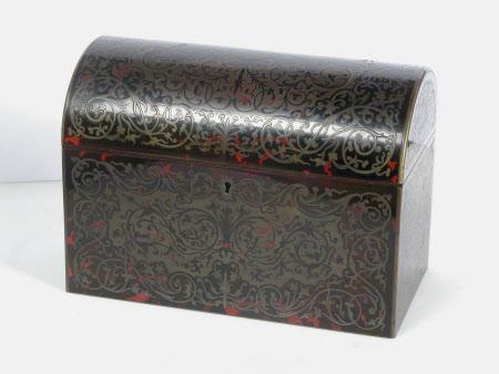 Stationery casket