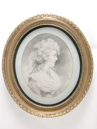 Portrait of Lady Mander