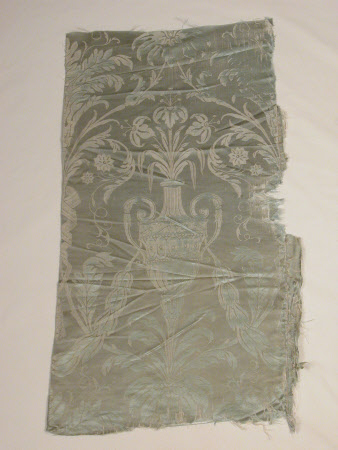 Lampas fragment