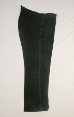 Dress suit trousers