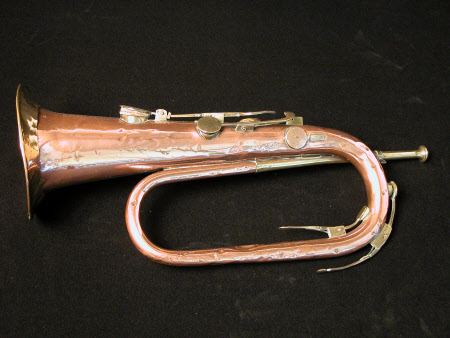 Key bugle