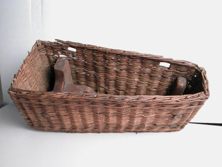 Bugle basket