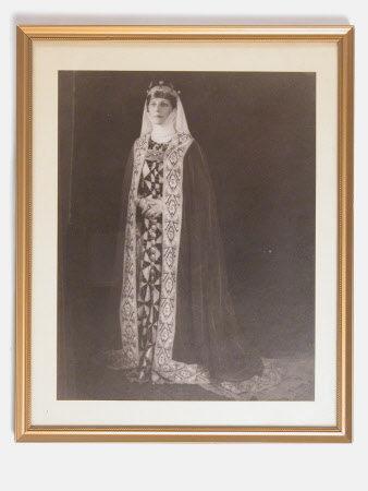 Edith Teresa Hulton, Lady Berwick (1890-1972) in Fancy Dress