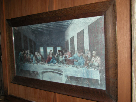 The Last Supper (after Leonardo da Vinci)
