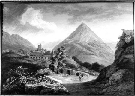 View of La Cava