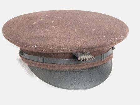 Chauffeur's hat