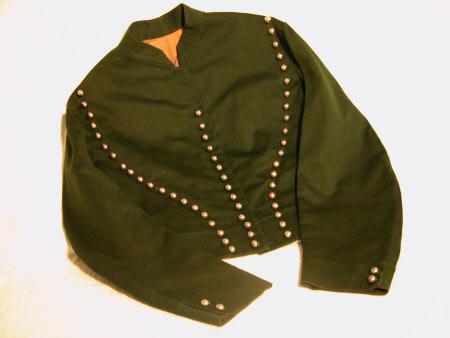 Postilion jacket