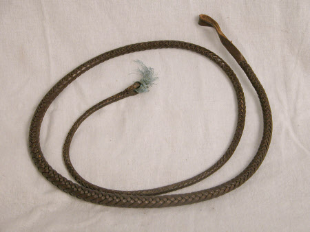 Hunting whip