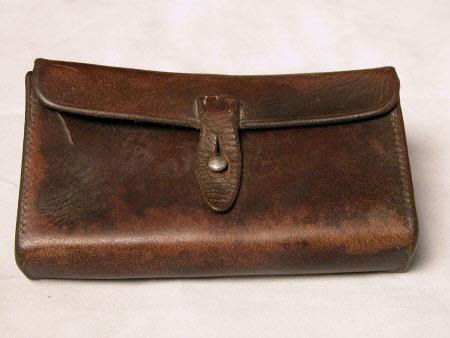 Coachman's pouch