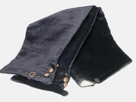 Footman's breeches
