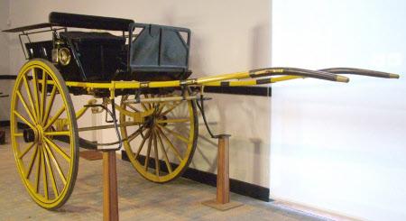 Whitechapel cart