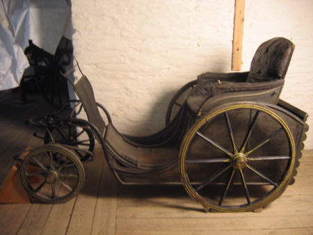 Invalid carriage