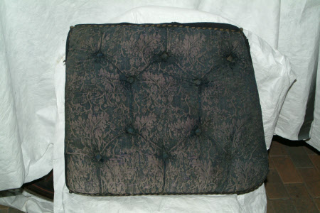 Carriage cushion