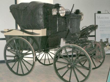 Portland wagonette