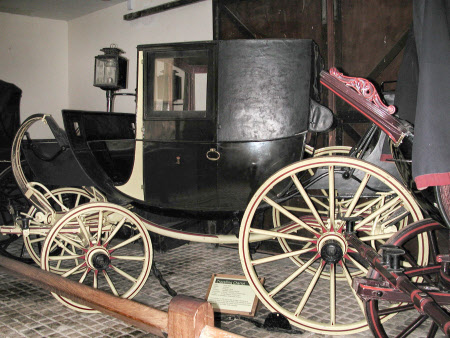 National Trust Carriage Museum, Arlington © National Trust