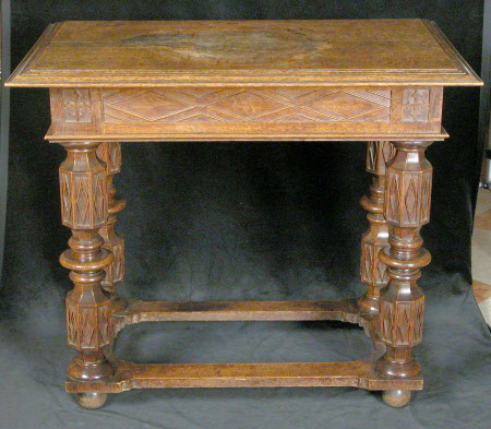 Fonthill Abbey Gothic Tables