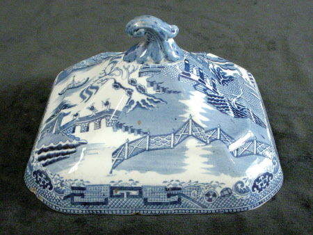 Tureen cover