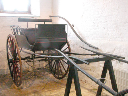 Whitechapel cart