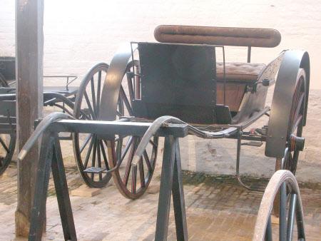 Battlesden car