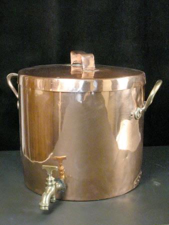 Tea urn lid