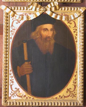 John Wycliffe (d.1384)