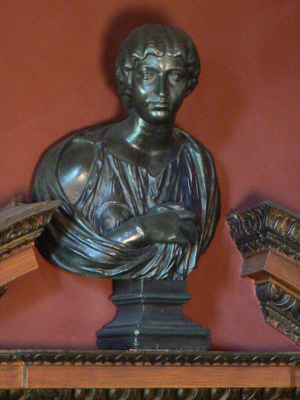Annia Galeria Faustina Minor, or the Younger (125/130 AD - 175 AD) (after the Antique)