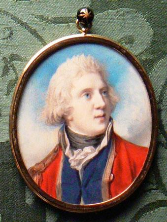 Lionel Robert Tollemache, RN (1775-1793)