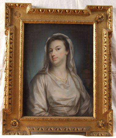 Grace Carteret, Countess of Dysart (1713-1755) (after William Hoare of Bath)