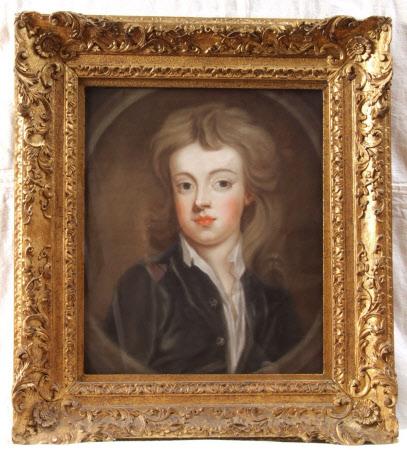 John Churchill, Marquis of Blandford (1685/6-1702/3) (after Sir Godfrey Kneller)