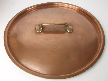 Stewing pan cover