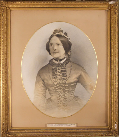 Lady Fetherstonhaugh (Mary Anne Bullock)