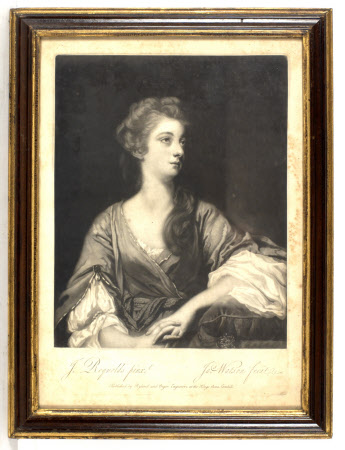 Elizabeth Greenway, Mrs Francis Scott (after Sir Joshua Reynolds PRA)