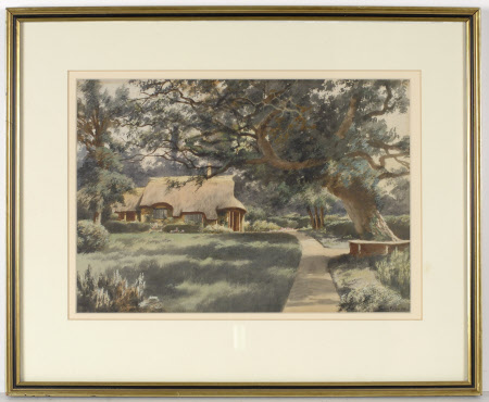 A Holnicote Cottage (Selworthy?)