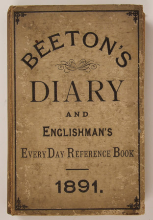 Beeton's diary and englishman's every day reference book for 1891