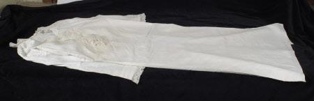 Nightdress of Queen Victoria (1819-1901)
