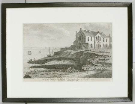 View of the Duke of Cumberland's House on the Steine at Brighthelmstone (Brighton) (after J. ...