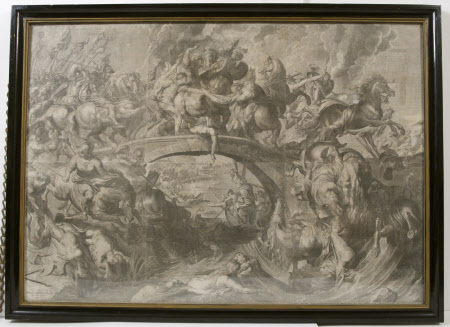 The Battle of the Amazons (after Sir Peter Paul Rubens)