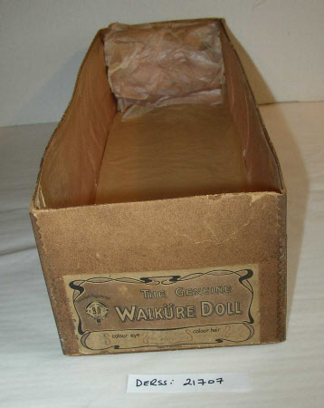 Original box for doll