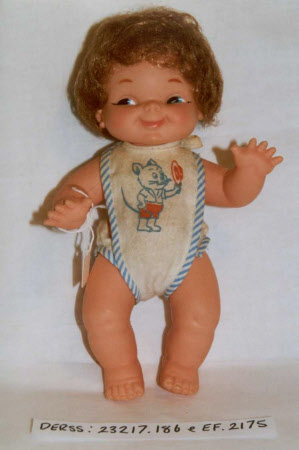 Plastc doll