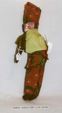 Costume doll