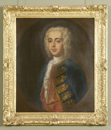 Possibly Francis Luttrell of Venn (1709 - 1732)